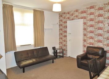 Thumbnail 1 bed flat to rent in Nora Street, Roath, Cardiff