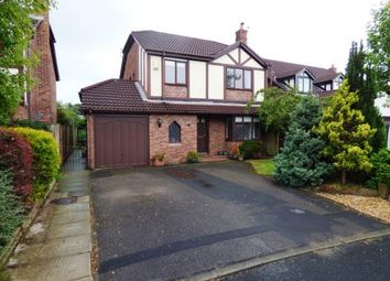 Thumbnail 4 bed detached house for sale in Moorlands Close, Tytherington, Macclesfield, Cheshire