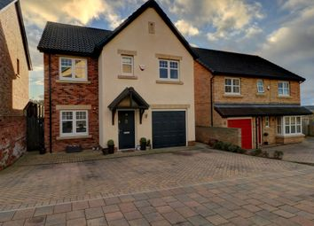 Thumbnail 4 bed detached house for sale in Seagent Place, Shotley Bridge, Consett