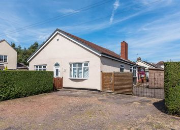 Thumbnail 3 bed detached bungalow for sale in Cannock Road, Chase Terrace, Burntwood