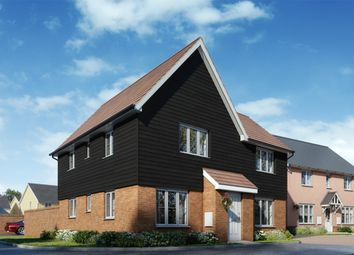 "Thumbnail 4 bedroom detached house for sale in ""Lincoln"" at Marsh Lane, Harlow"