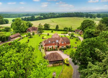 Thumbnail 5 bed detached house for sale in Weare Street, Ockley, Dorking, Surrey