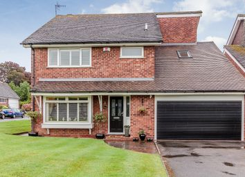 Thumbnail 5 bed detached house for sale in Bear Close, Henley-In-Arden, Warwickshire
