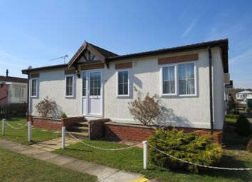 Thumbnail 2 bed mobile/park home for sale in Ashdale Park, London Road, Brandon