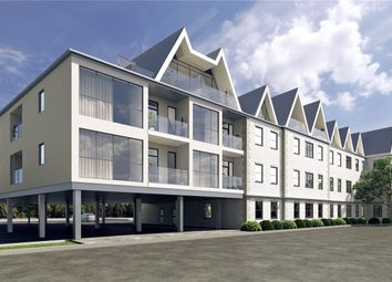 Thumbnail 1 bed flat for sale in 120 Bridge Road, Chertsey, Surrey