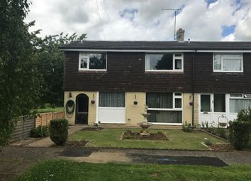 Thumbnail 3 bedroom end terrace house for sale in Carol Avenue, Martlesham