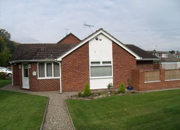 Thumbnail 3 bed detached bungalow for sale in Warrenwood Road, Wrexham