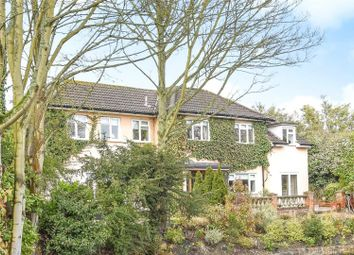 Thumbnail 4 bedroom detached house for sale in Little Goldings, Clays Lane, Loughton, Essex