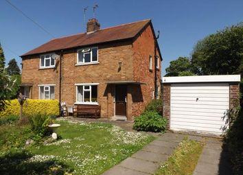 Thumbnail 2 bed semi-detached house for sale in Priors Oak Cottages, Penwortham, Preston