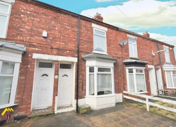 2 bed terraced house to rent in Wellesley Avenue, Middleburg Street, Hull HU9