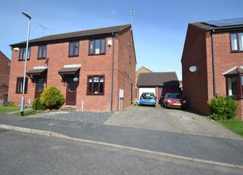 Thumbnail 3 bed semi-detached house for sale in Severn Close, Wellingborough, Northamptonshire