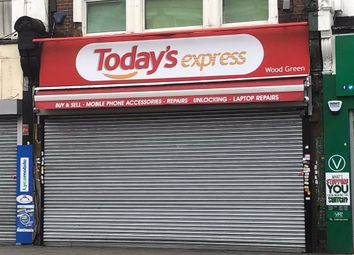 Thumbnail Retail premises to let in Cheapside, High Road, London