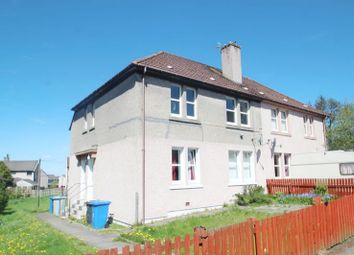 Thumbnail 1 bed flat for sale in 11, Whitehill Crescent, Carluke ML85Du