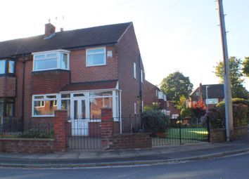 Thumbnail 3 bed semi-detached house for sale in Bindloss Avenue, Eccles, Manchester