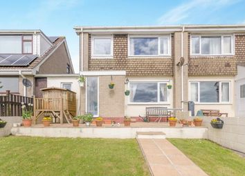 Thumbnail 4 bed semi-detached house for sale in Tolvaddon, Camborne, Cornwall