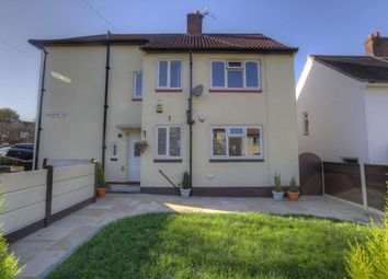 Thumbnail 2 bed flat for sale in Hallwood Road, Wythenshawe, Manchester