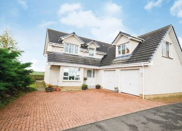 Thumbnail 4 bed detached house for sale in Main Street, Bogside, Wishaw
