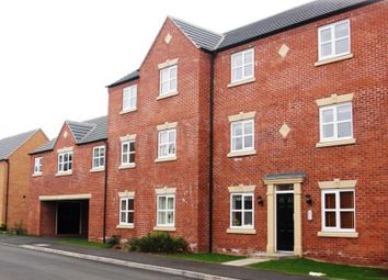 Thumbnail 2 bed flat to rent in Bennet Drive, Kirkby-In-Ashfield, Nottingham