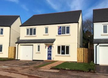 Thumbnail 4 bed detached house for sale in Dobwalls, Liskeard, Cornwall