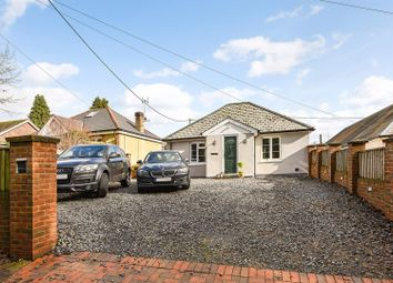 Stanbury Road, Thruxton, Andover SP11. 5 bed detached bungalow for sale