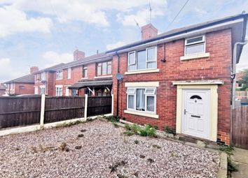 Thumbnail 3 bed semi-detached house for sale in Millward Road, Stoke-On-Trent