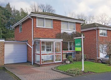 Thumbnail 3 bed detached house for sale in Pine Grove, Lickey
