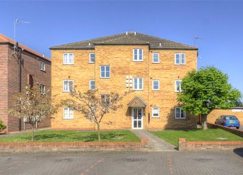 Thumbnail 2 bed flat for sale in Foxton Way, Brigg, North Lincolnshire