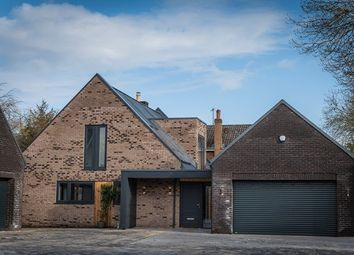 Thumbnail 5 bed detached house for sale in North Moor Lane, Halsall, Ormskirk, Lancashire