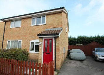 Thumbnail 2 bed semi-detached house for sale in Bramley Close, Pill, North Somerset