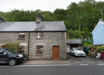 Thumbnail 2 bedroom cottage for sale in Tanyfoel, Eglwys Fach, Machynlleth