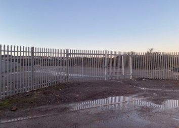 Thumbnail Land to let in Site, David Davies Road, Port Of Barry