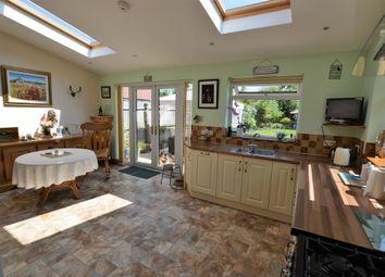 Thumbnail 3 bed semi-detached house for sale in Saffron Road, Wigston
