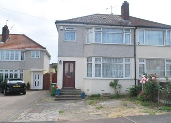 Thumbnail 3 bed semi-detached house for sale in Ingleton Avenue, South Welling, Kent