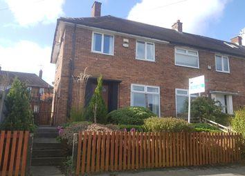 2 bed end terrace house for sale in 52 Fernbank Drive, Bramley, Leeds LS13