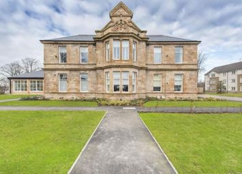 Thumbnail 2 bed flat for sale in Rutherford Drive, Lenzie, Glasgow