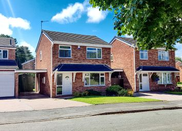 Thumbnail 3 bed link-detached house to rent in Birchwood Drive, Nantwich