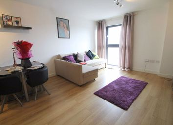 Thumbnail 1 bed flat to rent in Landmark Place, Churchill Way, City Centre