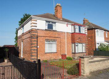 Thumbnail 3 bed semi-detached house for sale in Acacia Road, New Balderton, Newark