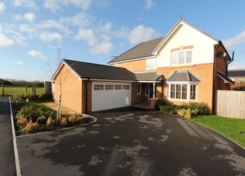 Thumbnail 4 bed detached house for sale in Jubilee Gardens, Staining, Blackpool