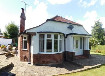 Thumbnail 2 bed bungalow for sale in Spinney Road, Wythenshawe, Manchester