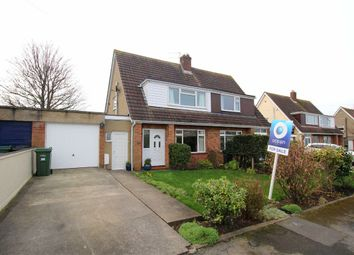Thumbnail 3 bedroom semi-detached house for sale in Highfield Drive, Portishead, North Somerset