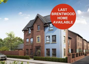 """Thumbnail 3 bedroom end terrace house for sale in """"Brentwood"""" at Beggars Lane, Leicester Forest East, Leicester"""
