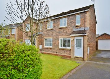 Thumbnail 1 bed semi-detached house for sale in Eagles Way, Moresby Parks, Whitehaven