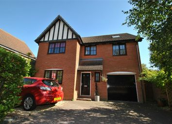 5 bed detached house for sale in Framlingham Way, Great Notley, Braintree, Essex CM77