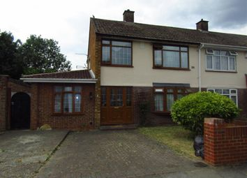 4 bed semi-detached house for sale in Richards Close, Hayes, Middlesex UB3