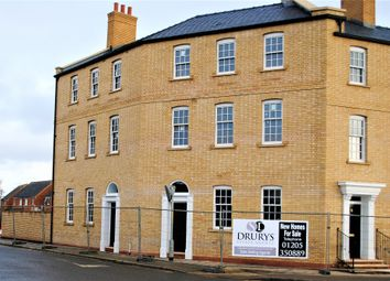 Thumbnail 3 bed end terrace house for sale in South End, Boston, Lincs