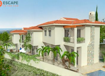 Thumbnail 3 bed villa for sale in Konia Panorama, Pafos, Cyprus