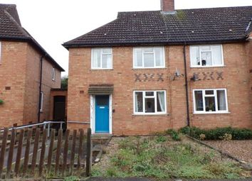 Thumbnail 3 bedroom end terrace house for sale in Valance Road, Braunstone, Leicester, Leicestershire