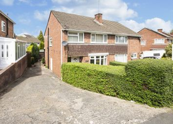 Thumbnail 3 bed semi-detached house for sale in Robertson Way, Newport