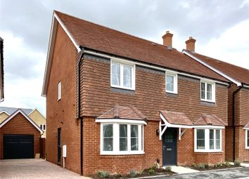 Thumbnail 4 bed detached house for sale in Aurum Green, Crockford Lane, Chineham, Hampshire